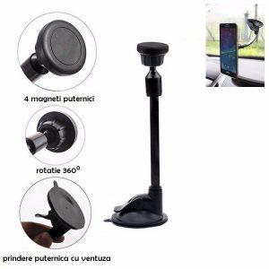 suport-auto-magnetic-prindere-cu-ventuza-picior-cauciucat